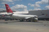 N818NW @ DTW - Northwest A330