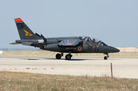 E140 - Istres airshow 2010 ; belonging to EC 5/2 côte d'or - by olivier Cortot