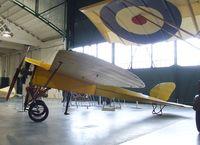 433 - Bleriot XXVII at the RAF Museum, Hendon - by Ingo Warnecke
