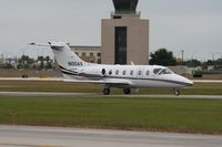 N105AX @ ORL - Beech 400A - by Florida Metal
