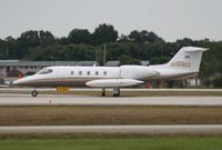 N364CL @ ORL - Lear 35 - by Florida Metal
