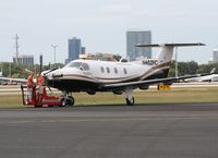 N462PC @ ORL - PC-12