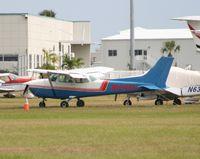 N1245U @ ORL - C172M - by Florida Metal
