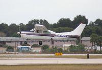 N9489M @ ORL - Cessna 210M