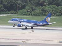 N872RW @ TPA - Midwest E170