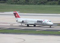 N1309T @ TPA - Northwest DC-9-31