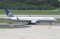 N41140 @ TPA - Continental 757