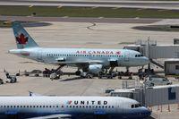 C-GBIM @ TPA - Air Canada A319