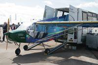 G-TSOB @ EGVA - Taken at the Royal International Air Tattoo 2010 - by Steve Staunton
