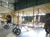 3066 - Caudron G3 at the RAF Museum, Hendon - by Ingo Warnecke