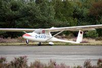 D-KATD @ EBZR - Technoflug Piccolo. Oostmalle Fly in 21-08-2010 - by Robert Roggeman
