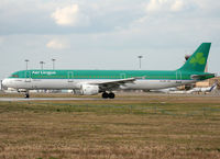 EI-CPC @ LFBO - Lining up rwy 14R for departure... - by Shunn311