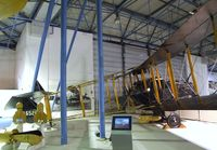 A6526 - Royal Aircraft Factory F.E.2b at the RAF Museum, Hendon - by Ingo Warnecke