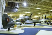 HA457 - Hawker Tempest Mk II at the RAF Museum, Hendon