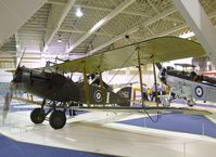 E2466 - Bristol F.2b Fighter at the RAF Museum, Hendon