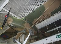 LB264 - Taylorcraft Auster 1 at the RAF Museum, Hendon - by Ingo Warnecke