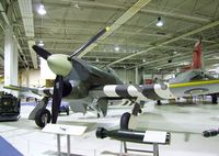 MN235 - Hawker Typhoon 1B at the RAF Museum, Hendon