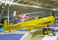 FE905 - North American (Noorduyn) Harvard IIB at the RAF Museum, Hendon