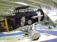 K6035 - Westland Wallace II (minus wings) at the RAF Museum, Hendon