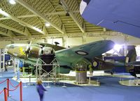 G-BEOX - Lockheed Hudson IIA at the RAF Museum, Hendon