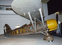 MM5701 - FIAT CR.42 Falco at the RAF Museum, Hendon