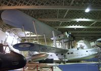 CF-BXO - Supermarine (Canadian Vickers) Stranraer at the RAF Museum, Hendon