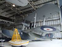 VH-ALB - Supermarine Seagull V at the RAF Museum, Hendon