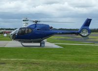 VH-BKU @ YMMB - Eurocopter EC 120B at Moorabbin