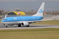 PH-BGF @ VIE - KLM