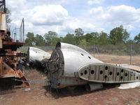A65-104 @ YPDN - Darwin Aviation Museum. C-47B , RAAF - by Henk Geerlings