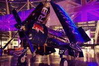 OE-EAS - Flying Bulls Hangar 7 - by Delta Kilo