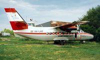 HA-LAO @ LHBS - Let L-410 UVP-E Turbolet [902501] Buadors~HA 15/06/1996