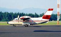 S5-BAD @ LJLJ - Let L-410UVP-E [912606] Ljubljana~S5 19/06/1996.