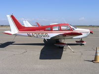 N43556 @ O15 - 1978 PA-28-151 @ Turlock, CA home base - by Steve Nation