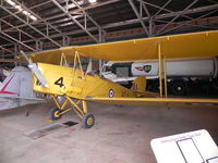 A17-4 @ DRW - Darwin Aviation Museum , RAAF Tiger Moth - by Henk Geerlings