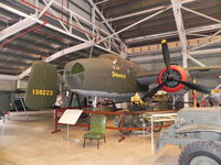 41-30222 @ YPDN - North American B-25 Mitchell  Darwin Aviation Museum - by Henk Geerlings