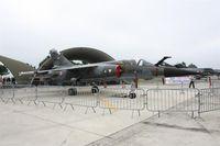 640 @ LFSR - on display at Reins airshow 2009 - by juju777