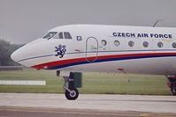 1257 @ LHKE - Czech Air Force - by Delta Kilo
