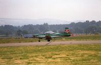 UNKNOWN - Taken in 1992 in uk at woodford airshow poor picture but there are no others - by David Shandley