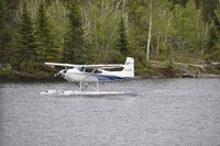 C-GYXT - Taken May 22 2010, Lac Baribeau, St Donat, Qc - by Pierre Bédard