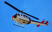 N233JP @ KVGT - N233JP - Bell HH-1H C/N 70-2478 Las Vegas Metropolitan Police - Rescue 10-28-2010 TDelCoro - by Tomás Del Coro