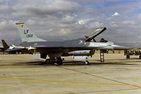 78-0002 @ KLUF - flightline at Luke AFB - by Friedrich Becker
