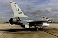 78-0097 @ KLUF - flightline at Luke - by Friedrich Becker