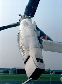 163913 - Bell/Boeing V-22 Osprey at the American Helicopter Museum, West Chester PA