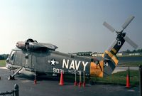 149031 - Kaman HH-2D Seasprite at the American Helicopter Museum, West Chester PA