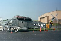 149031 - Kaman HH-2D Seasprite at the American Helicopter Museum, West Chester PA - by Ingo Warnecke