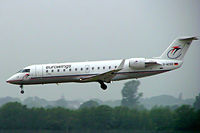 D-ACRD @ EDDL - Canadair CRJ-200LR [7583] (Eurowings) Dusseldorf~D 27/05/2006