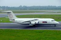 D-AWBA @ EDDL - BAe 146-300 [E3134] (WDL) Dusseldorf~D 27/05/2006