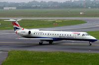 G-EMBO @ EDDL - Embraer ERJ-145EU [145219] (British Regional Airlines) Dusseldorf~D 27/05/2006