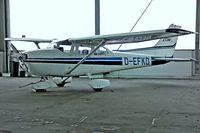 D-EFKD @ EDLW - R/Cessna F.172N Skyhawk [2000] Dortmund~D 26/05/2006 - by Ray Barber